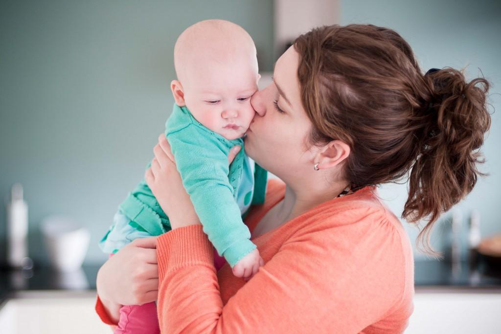 Nieuw! Home Made newborn- en babyfotografie