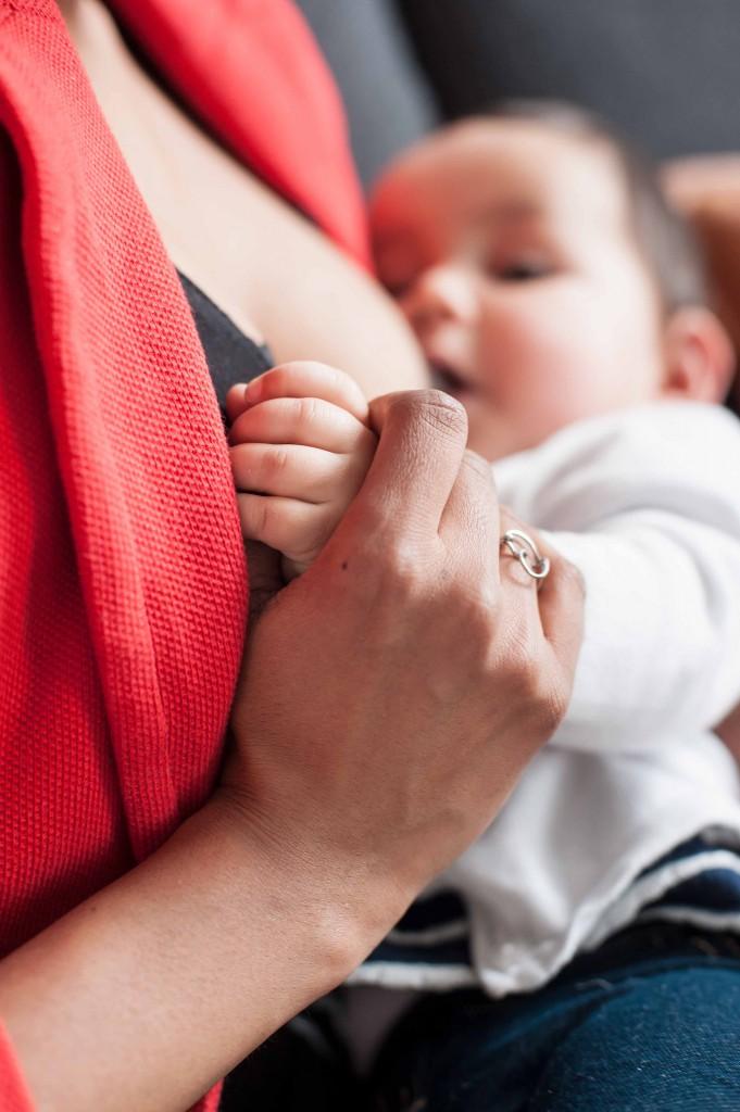 Borstvoedingsfotografie Rosmalen