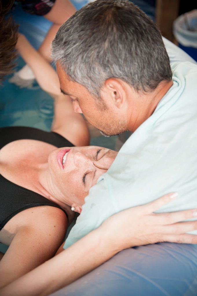 geboortefotografie badbevalling