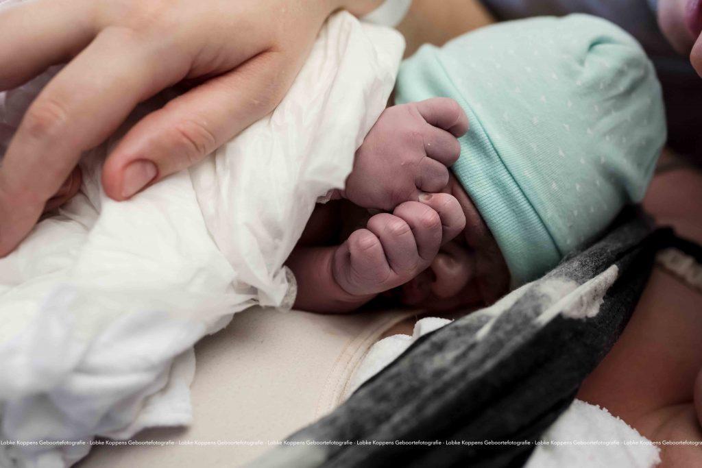 Verrassing! | De geboorte van Nathan