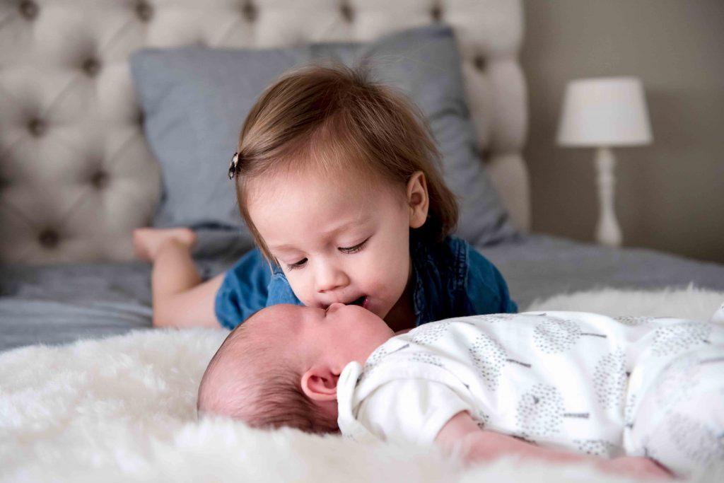 Newborn Lifestylefotografie