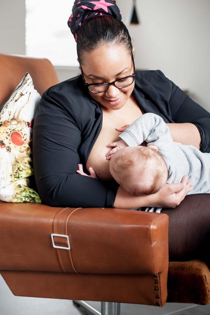 Borstvoedingsfotografie